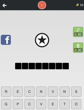 Fashion quiz - Guess the logo! apk screenshot