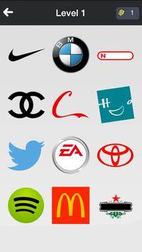Logos Quiz - Guess the brands! poster