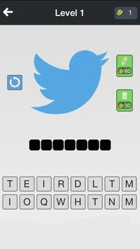 Logos Quiz - Guess the brands! apk screenshot