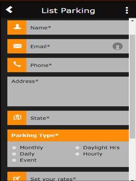GOVALET PARKING - RENT PRIVATE PARKING SPOTS 🅿️ screenshot 4