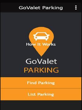 GOVALET PARKING - RENT PRIVATE PARKING SPOTS 🅿️ screenshot 3