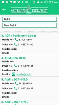 Government Directory of India for Android - APK Download