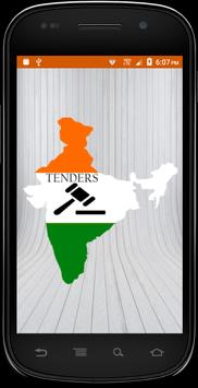 Government Tender poster