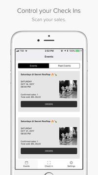 Partners GoVivant screenshot 1