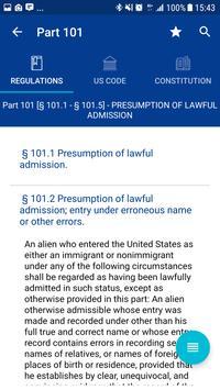 GovRegs: US Constitution, laws, & regulations imagem de tela 4
