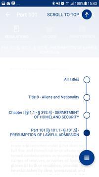 GovRegs: US Constitution, laws, & regulations imagem de tela 5