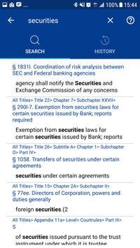 GovRegs: US Constitution, laws, & regulations imagem de tela 6