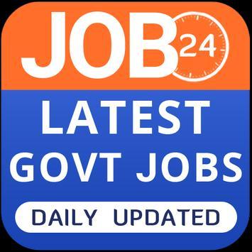 Latest Government Jobs 2018, Daily Govt Job Alerts apk screenshot