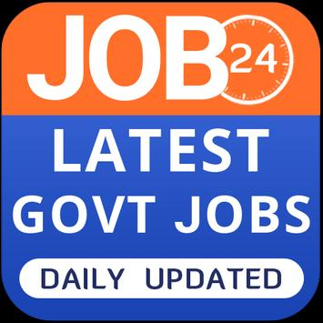 Latest Government Jobs 2018, Daily Govt Job Alerts poster