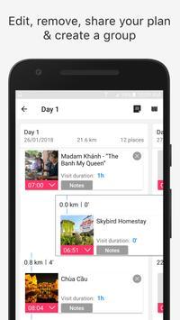 TripHunter - Travel Guide apk screenshot