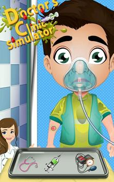 Doctor's clinic simulator screenshot 12