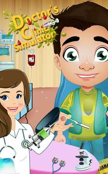 Doctor's clinic simulator screenshot 16