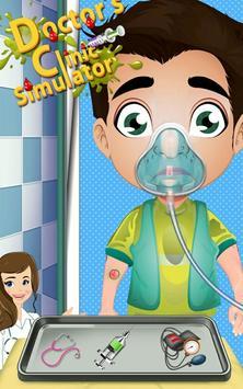 Doctor's clinic simulator screenshot 6