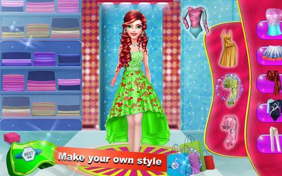 Fashion studio wedding dress design game 46