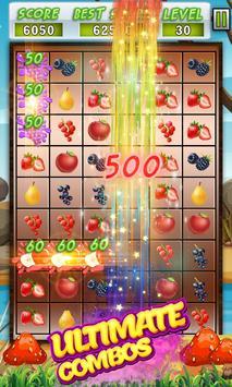 Real Fruit Crash Candy Blasting Game apk screenshot
