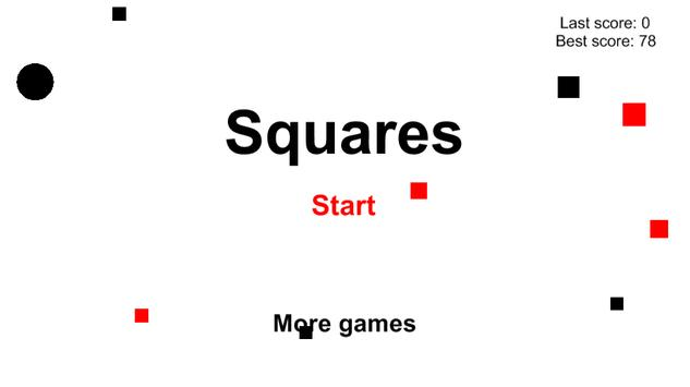 Squares screenshot 4