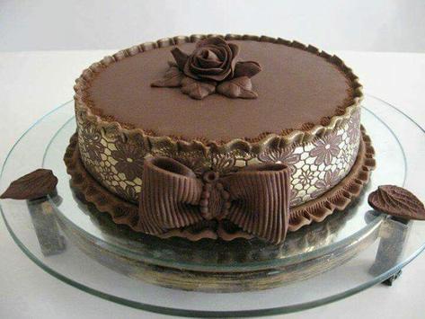 Chocolate cake screenshot 1