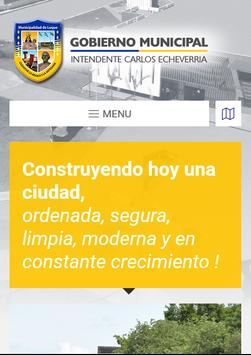 Municipalidad de Luque poster