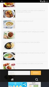 Slow Cooker Chicken Recipes screenshot 4