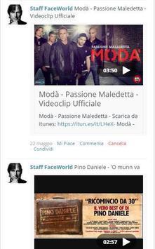 Social FaceWorld apk screenshot