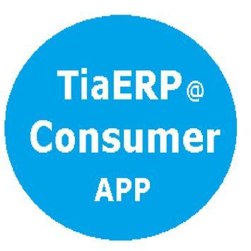TiaERP@ConsumerApp poster