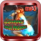lagu goyang nasi padang mp3 icon
