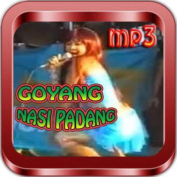 lagu goyang nasi padang mp3 poster