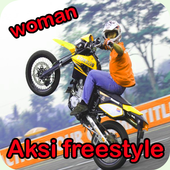 WOMAN FREESTYLE icon
