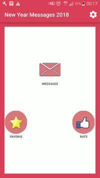 Top New Year Messages 2018 screenshot 10