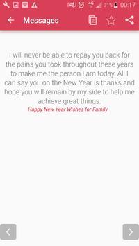 Top New Year Messages 2018 screenshot 13