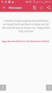 Top New Year Messages 2018 screenshot 4