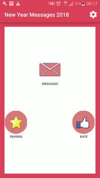 Top New Year Messages 2018 screenshot 5