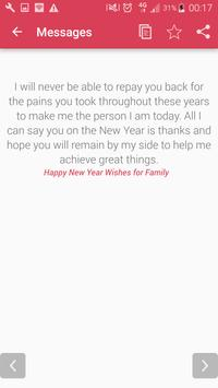 Top New Year Messages 2018 screenshot 8