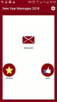 Best New Year Messages 2018 apk screenshot
