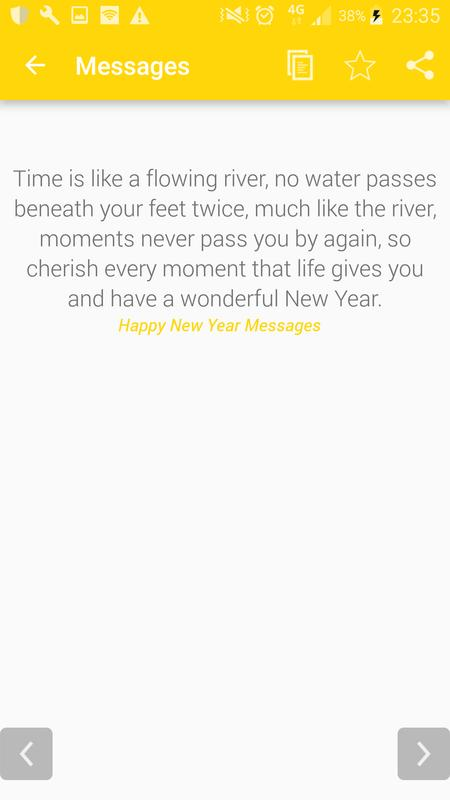 pretty happy new year messages 2018 screenshot 10