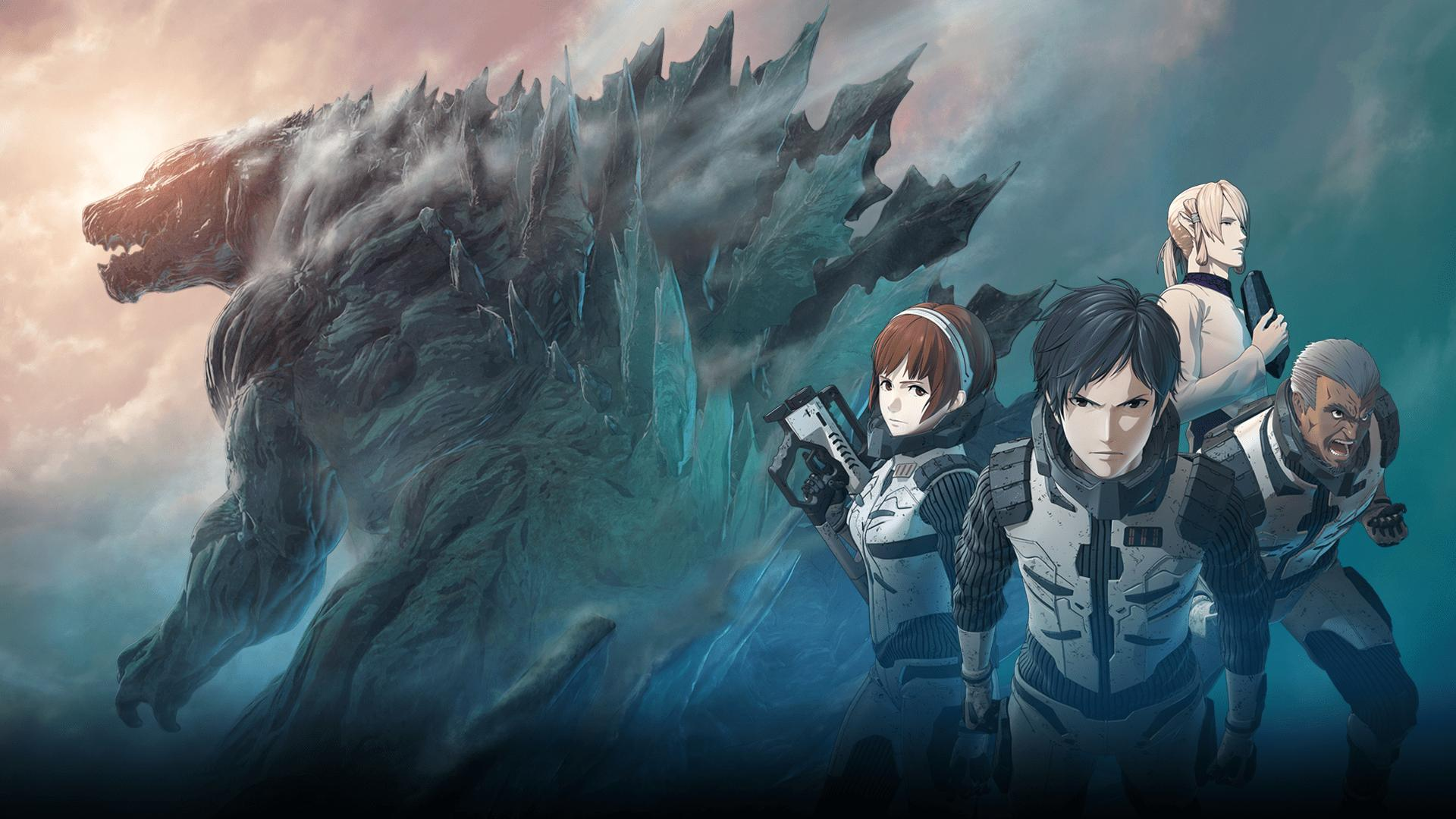 Fondos De Godzilla Anime Hd For Android Apk Download