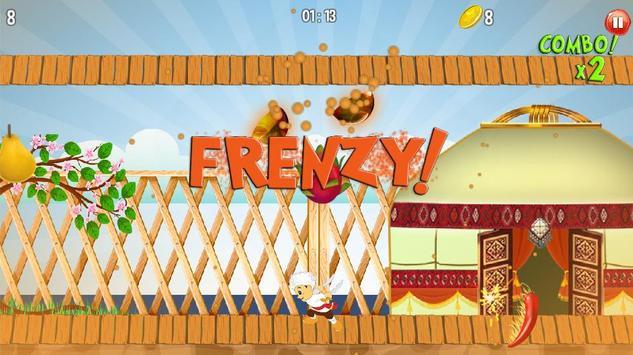 TOWUSGAN - NEXT FRUIT SLICE GAME screenshot 3