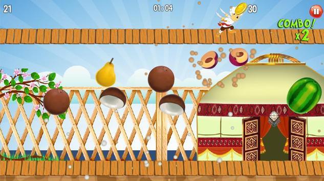 TOWUSGAN - NEXT FRUIT SLICE GAME screenshot 4