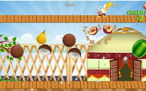 TOWUSGAN - NEXT FRUIT SLICE GAME screenshot 6