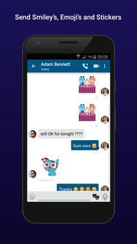Chat screenshot 2