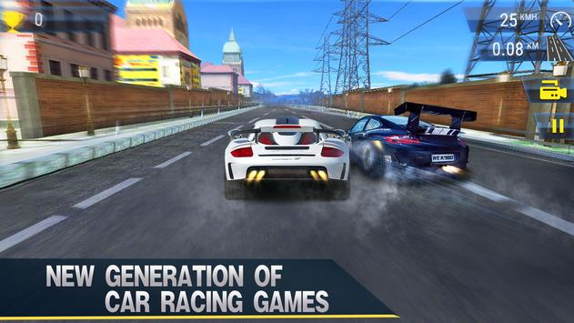 Modern Classic Racing : Real Turbo Racing Game screenshot 1