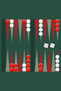 Super Backgammon online apk screenshot