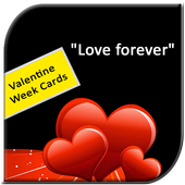 Valentine Day 14th Feb Wishes and Cards icon