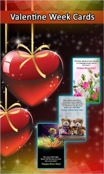 Valentine Day 14th Feb Wishes and Cards poster