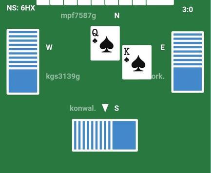 Contract Bridge Online screenshot 1