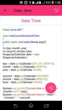 Easy Java Notes for Android - APK Download