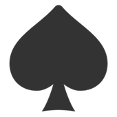 Spades online free icon