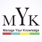 MYK: Manage Your Knowledge icon