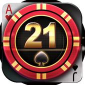 Blackjack Champion! Casino 21 icon