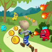 Jungle Monster Run icon